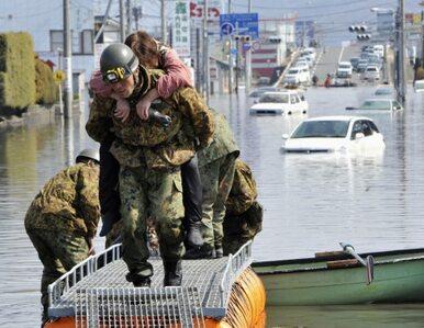 100 tysięcy małych Japończyków straciło swoje domy
