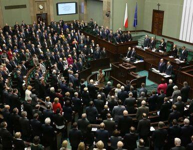 Wiceminister głosował wbrew PO. Tłumaczy, że nie czytał wniosku