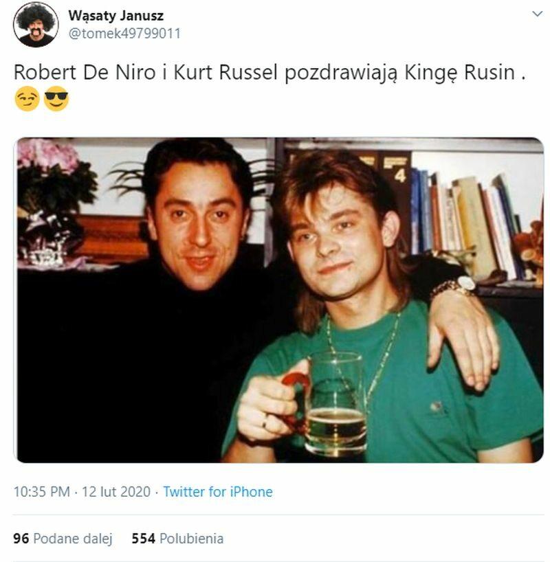 Oscarowa historia Kingi Rusin – reakcje internautów