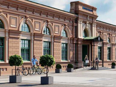 Budimex odrestauruje dworzec PKP w Białymstoku