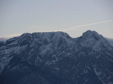 W Tatrach zrobiło się biało. Zobaczcie, jak wygląda jesień w górach