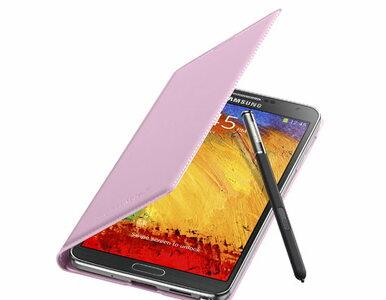 Samsung GALAXY Note 3 - nadaj formę historii swojego życia