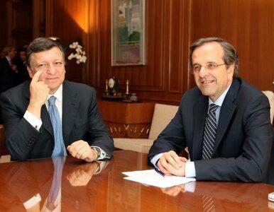 Barroso w Grecji: jesteśmy rodziną, zostaniecie w strefie euro