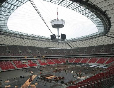 Jest zgoda na imprezę otwarcia Stadionu Narodowego