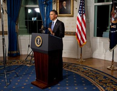 Obama odkręca kurek z dolarami, by popłynęła ropa