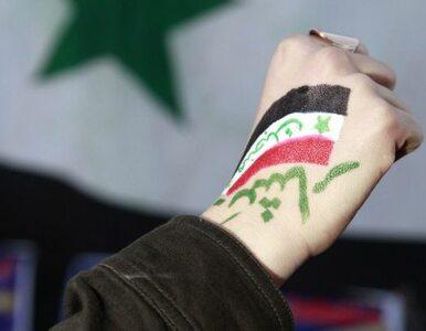 """""""Arabowie nie pozwolą zaatakować Syrii"""""""