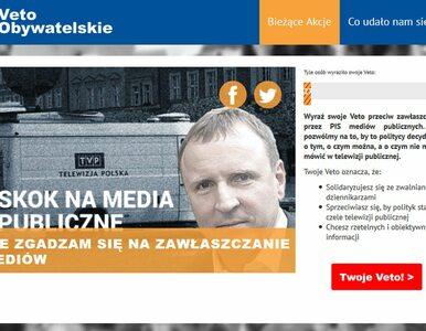 Veto Obywatelskie - PO startuje z portalem sprzeciwu wobec działań rządu