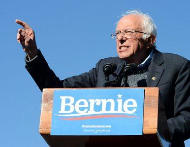 Na kłopoty Bernie