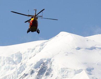 Polka i Hiszpan wspinali się na Mont Blanc. Zamarzli