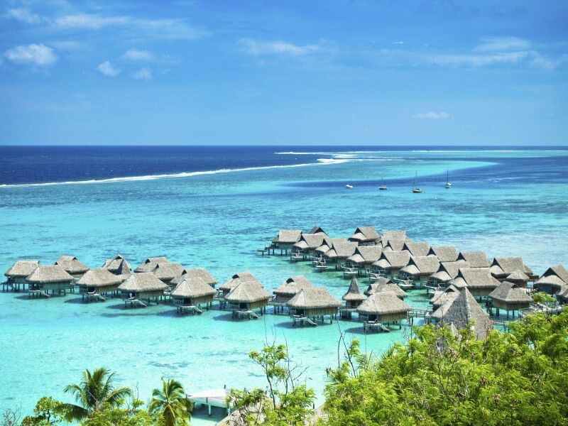 Polinezja Dubaj, Malediwy, Seszele, Mauritius, Singapur, Bali, Koh Samui, Hong Kong, Filipiny, San Francisco, Hawaje