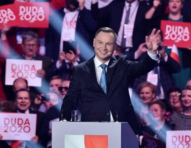 Prezydent zyskuje zaufanie, Kidawa-Błońska je traci. Korwin-Mikke...