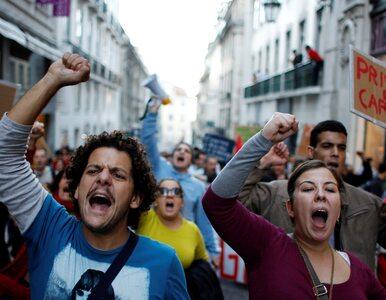 Portugalia w kłopotach - spada rating, wybuchają strajki