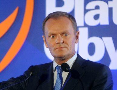 Tusk: nowy rząd stworzą PO i PSL. Ministrów poznacie w listopadzie