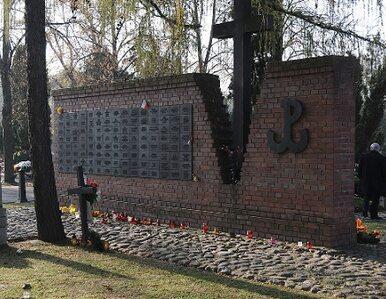 """Groby z """"Łączki"""" zostaną przeniesione. Poszukiwania ofiar stalinowskiego..."""