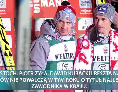 Wiatr pokrzyżował plany skoczków. Mistrzostwa Polski odwołane