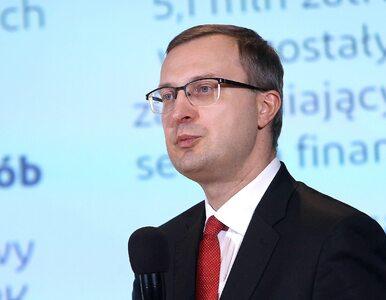 Borys: W połowie roku polskie PKB spadnie o co najmniej 5-10 proc.