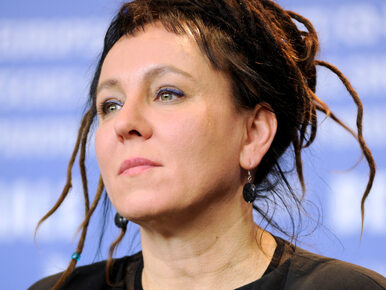 """Olga Tokarczuk laureatką Międzynarodowej Nagrody Bookera. """"Wspaniały..."""