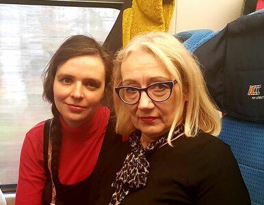 Klaudia Jachira zaatakowana w pociągu. Podróżowała ze swoją mamą