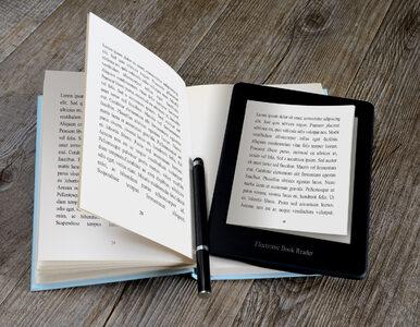 E-booki zastąpią książki papierowe?