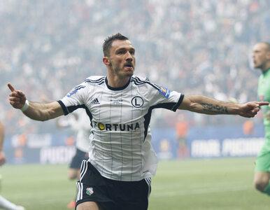 Legia pokonała Lecha na Narodowym i zdobyła Puchar Polski!