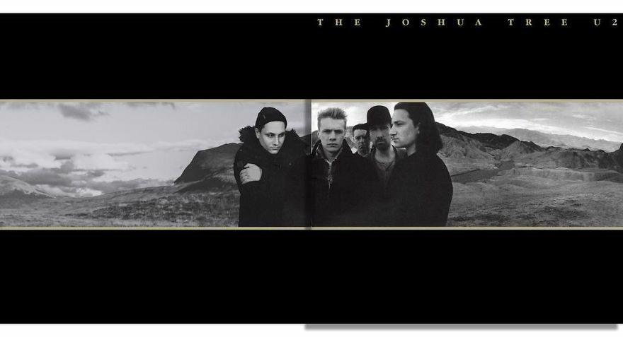 U2 — The Joshua Tree (1987)
