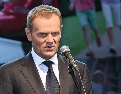 Tusk obiecuje starszym 60 mln zł