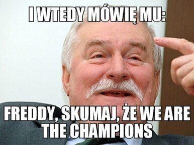 Lech Wałęsa obchodzi 74. urodziny. Zobacz najlepsze memy!