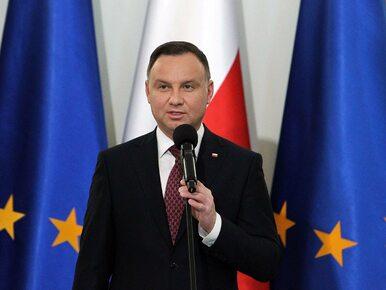 """Andrzej Duda skomentował zdjęcie Sebastiana Karpiela-Bułecki. """"Jest moc!"""""""