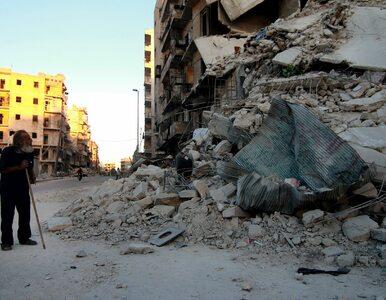 """ONZ donosi o rzeziach w Aleppo. """"Ludzie zabijani są na ulicach i w..."""