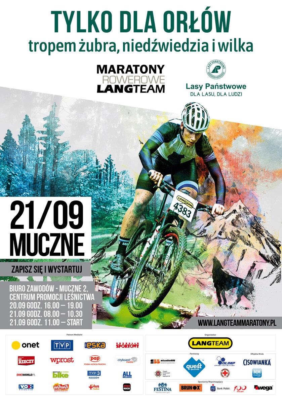 Maraton Rowerowy w Mucznem