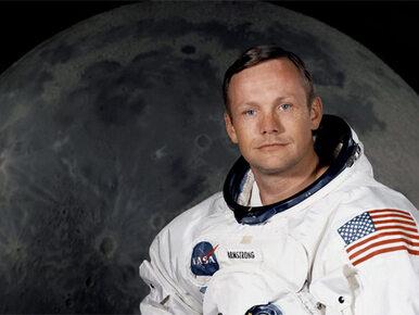 Hermaszewski: Neil Armstrong nie żyje? Jakbym stracił kogoś bliskiego