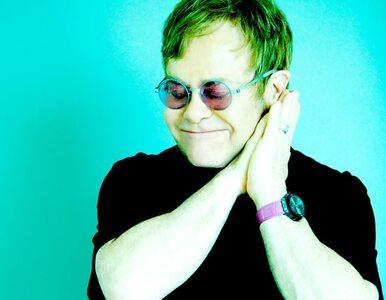 Elton John bierze ślub