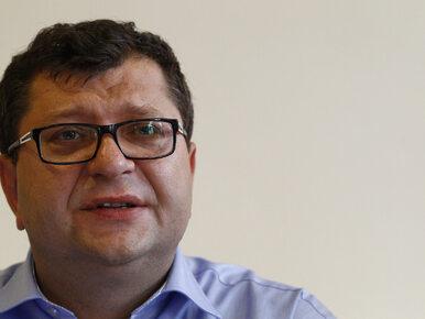 """Zbigniew Stonoga rozpoczął protest głodowy. """"Bez aparatu CPAP duszę się..."""
