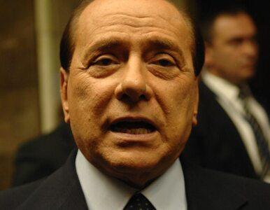 Berlusconi: nie płaciłem mafii haraczu