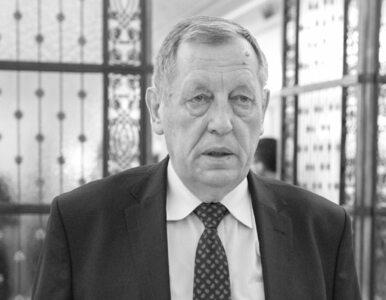 Nie żyje Jan Szyszko