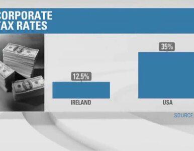 Amerykańskie firmy uciekają przed podatkami
