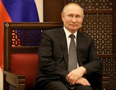 """Putin nie będzie """"najwyższym przywódcą"""". Ale ma szansę na dożywotni..."""