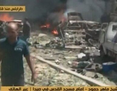 Liban w ogniu. Kto zaatakował?