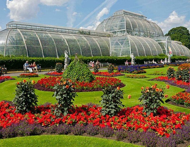 Kew Garden w Londynie