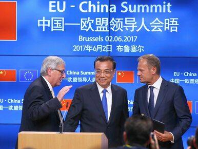 UE i Chiny deklarują dalsze wypełnianie porozumienia paryskiego