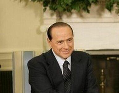 Berlusconi: nie jestem przyczepiony do stołka