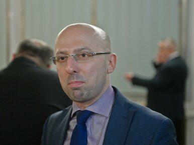 Łapiński odpowiada Karczewskiemu na sugestie dotyczące jego zwolnienia