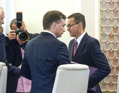 """Koalicjant PiS-u chce wymiany premiera? """"Potrzebna jest rozmowa na ten..."""