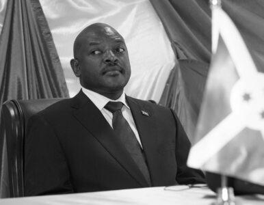 Nagła śmierć prezydenta Pierre'a Nkurunzizy. Miał 55 lat