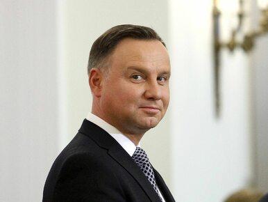 """Kożuchowska """"nie może powstrzymać łez"""", prezydent Duda komentuje. """"Nie..."""