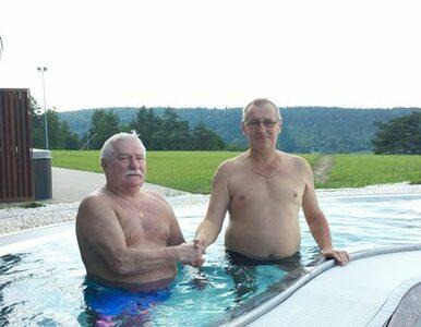 Lech Wałęsa udostępnia zdjęcia z wakacji. Ponownie