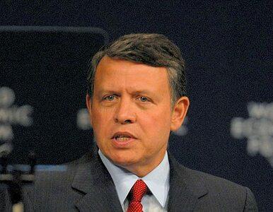 """Król Jordanii zapowiada """"historyczne"""" zmiany"""