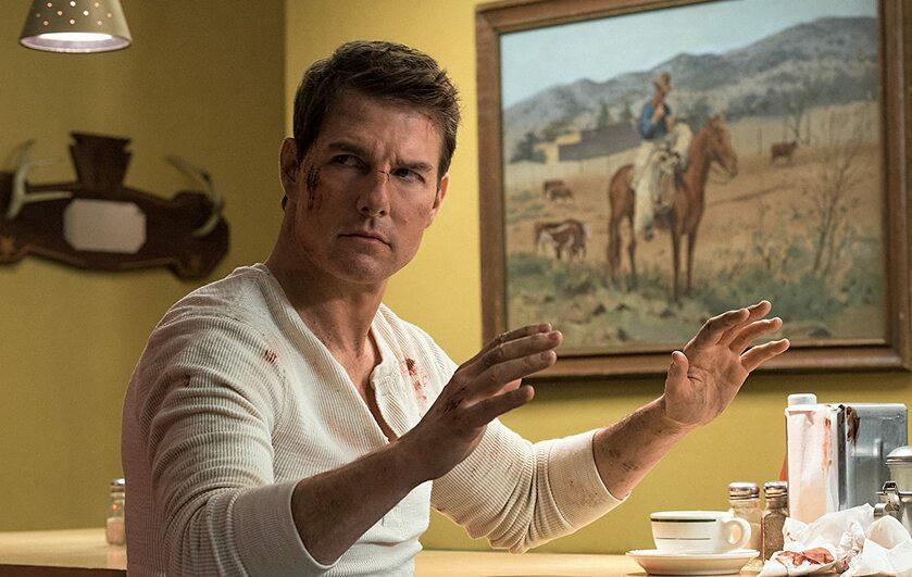 """Tom Cruise w filmie """"Jack Reacher: Nigdy nie wracaj"""""""