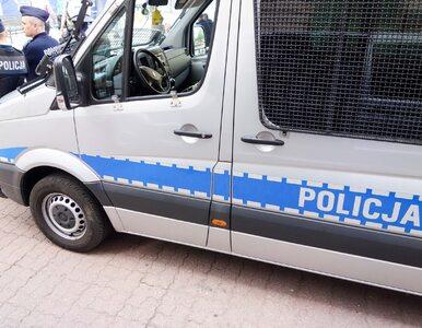 Policja namierzyła 27-latka pod prysznicem. W cudzym mieszkaniu