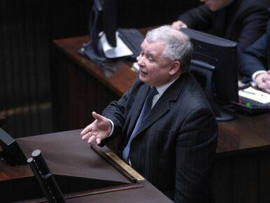 Kaczyński: nie było trotylu? To wygląda na wielkie oszustwo
